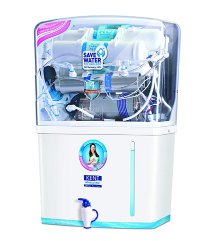 kent water purifier price in india